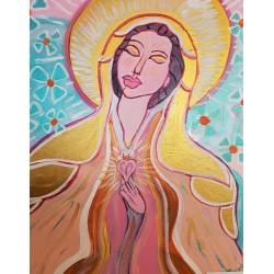 Dans Le Coeur de Marie -...