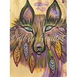 Votre Loup Spirituel...