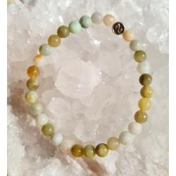 Bracelet Jade de Birmanie -...