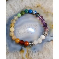 Bracelet Harmonie des chakras
