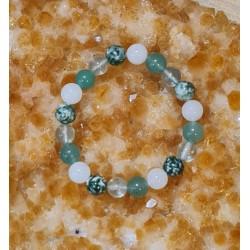 Bracelet Nature pastelle -...