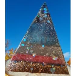 Pyramide Énergétique Marie