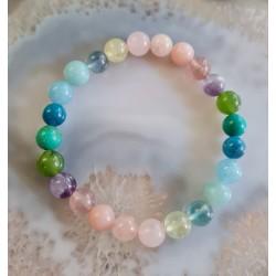 Bracelet perle de félicité