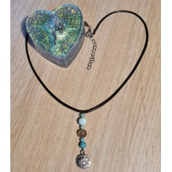 Collier Lotus - Collection...