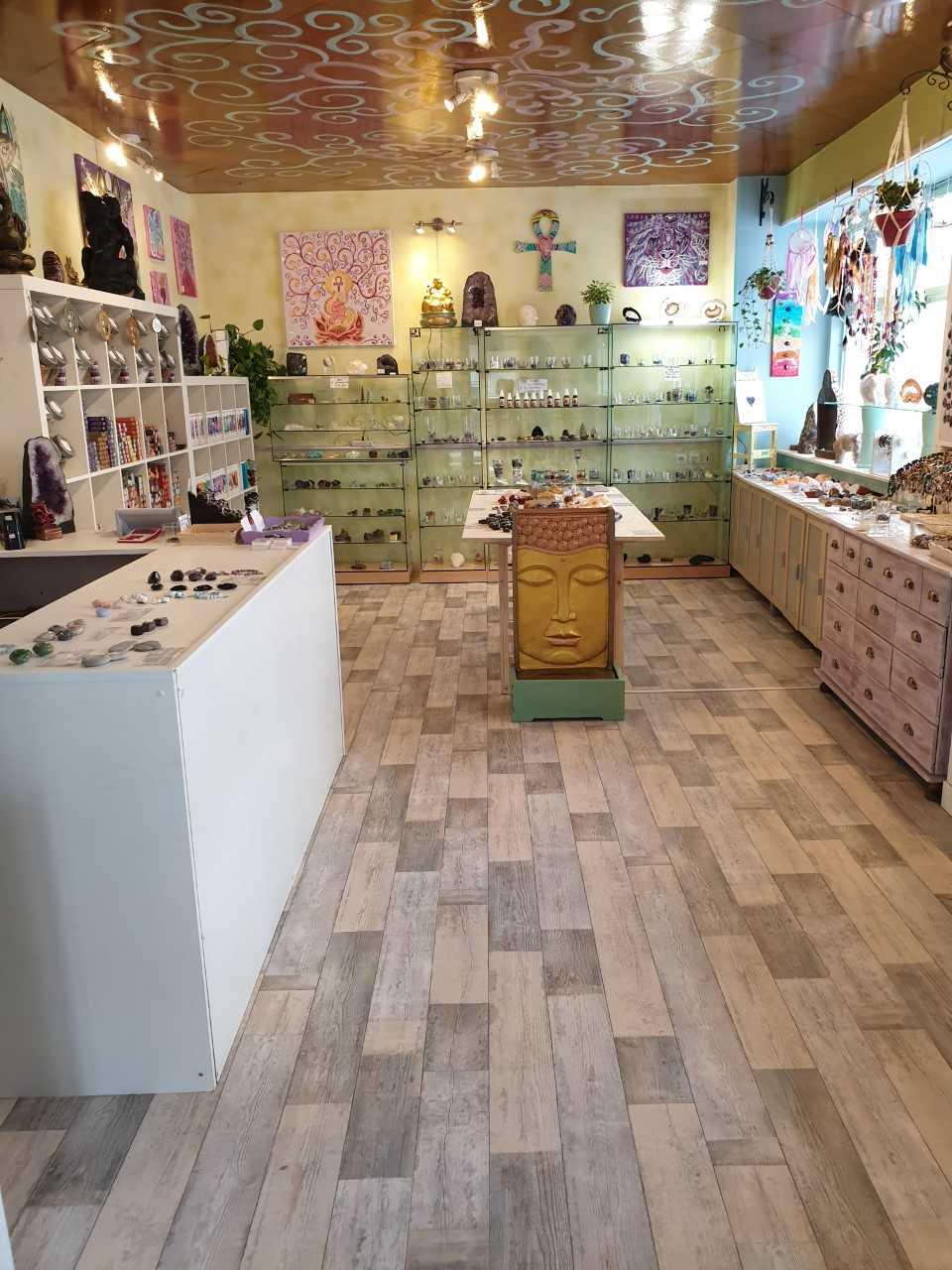 Boutique Ô Soleil d'Isis à Aix-les-Bains